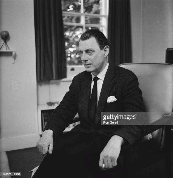 English osteopath and artist Stephen Ward mostly known for his involvement in the Profumo Affair in his flat UK 6th June 1963