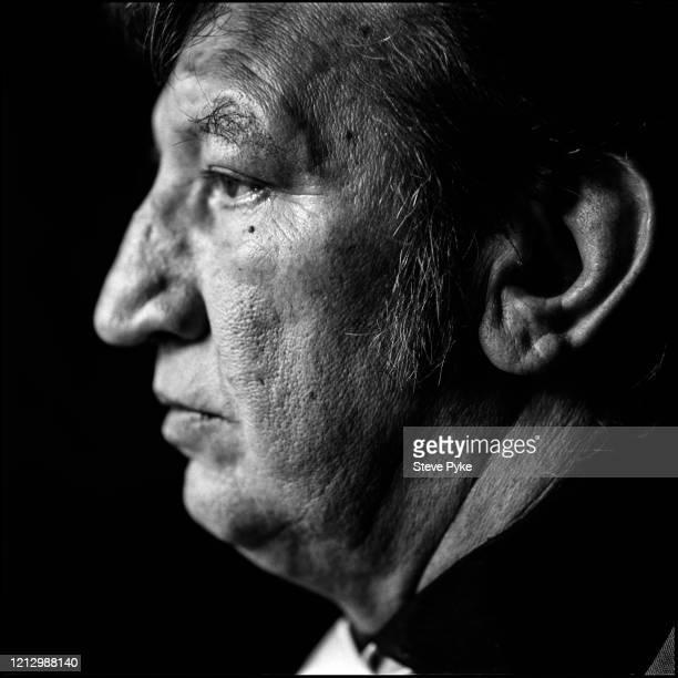 English painter and art journalist Christopher Battye London 9th October 1992