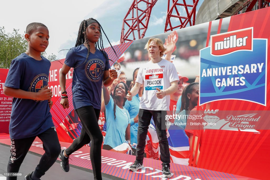 GBR: Muller Anniversary Games Tumbleator Event