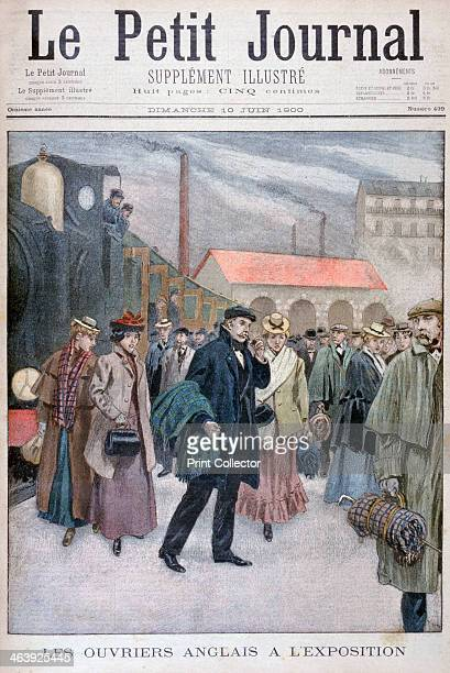 English people visiting the Universal Exhibition of 1900 Paris 1900 Exposition Universelle of 1900 was a world's fair held in Paris France to...