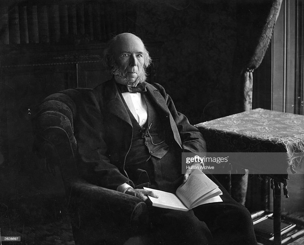 Herbert Spencer : Nachrichtenfoto