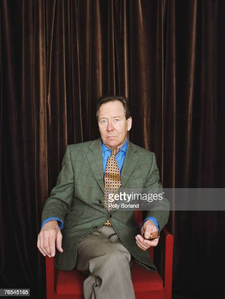 English photographer Antony ArmstrongJones 1st Earl of Snowdon circa 2005