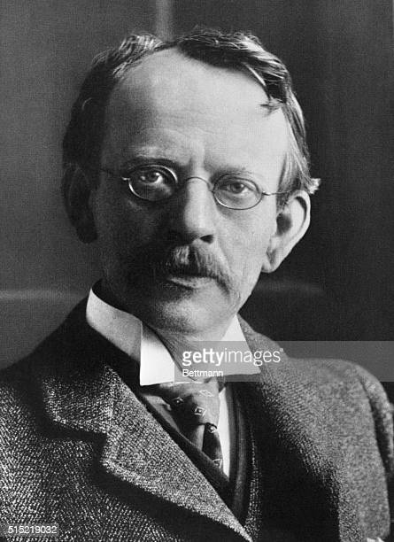 English physicist and professor, Sir Joseph John Thomson, won the Noble Prize in 1906 for physics.