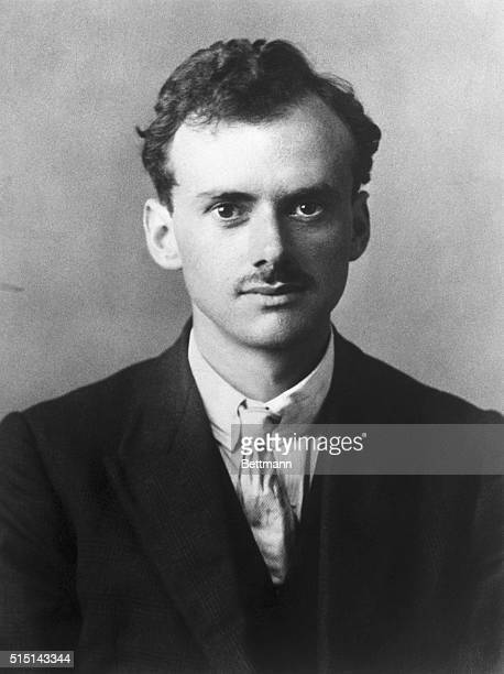 English Physicist Paul Dirac, who developed a wave equation for the electron.