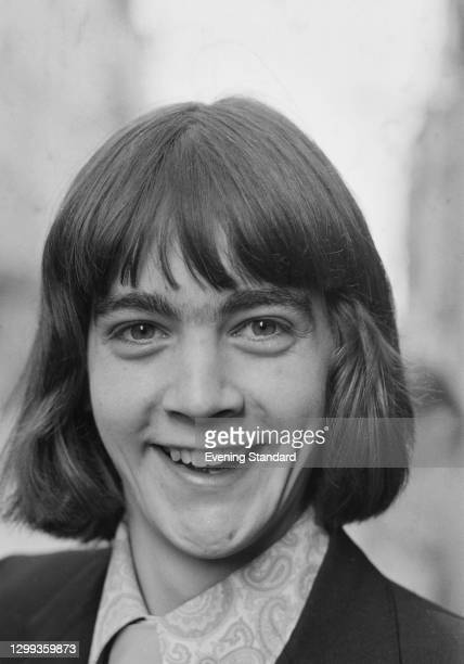 English pianist, songwriter and television presenter Bobby Crush, who is set to appear at the London Palladium, UK, 20th October 1972.