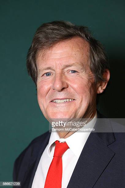 English playwright screenwriter and theatre and film director Sir David Hare 4th October 2014