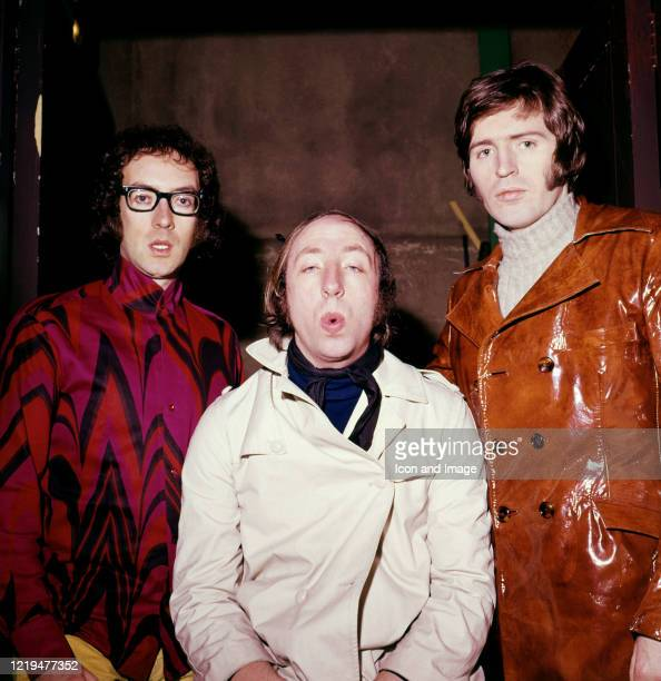 English poet performance poet broadcaster children's author and playwright Roger McGough English comedian vocalist and comedy musician John Gorman...