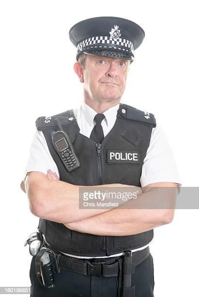 englisch polizisten - britische kultur stock-fotos und bilder