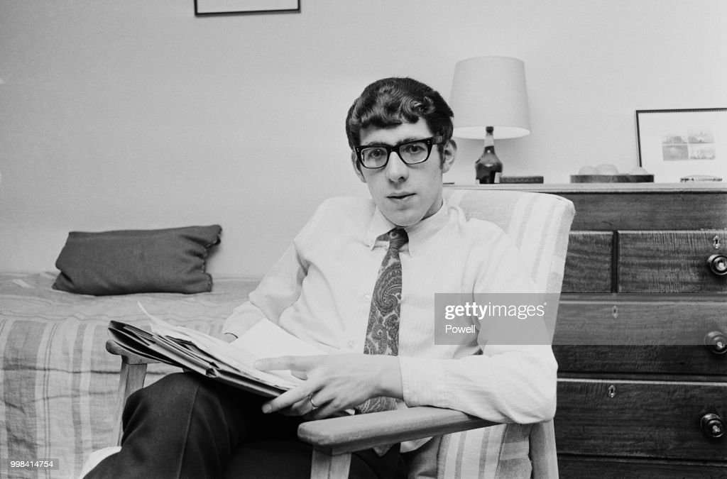 English politician Jack Straw, president of the National Union of Students (NUS), UK, 22nd April 1969.