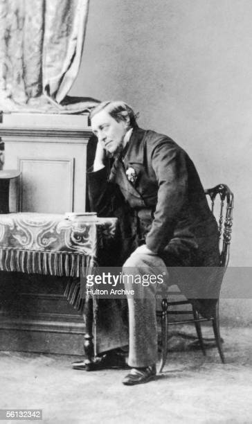 English politician Sidney Herbert, 1st Baron Herbert of Lea, , mid 1850s. Herbert, while responsible for the War Office, sent Florence Nightingale to...