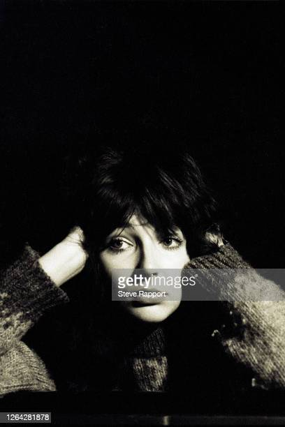 English Pop and Experimental musician Kate Bush, Abbey Road's Studio 2, London, 10/5/1982.