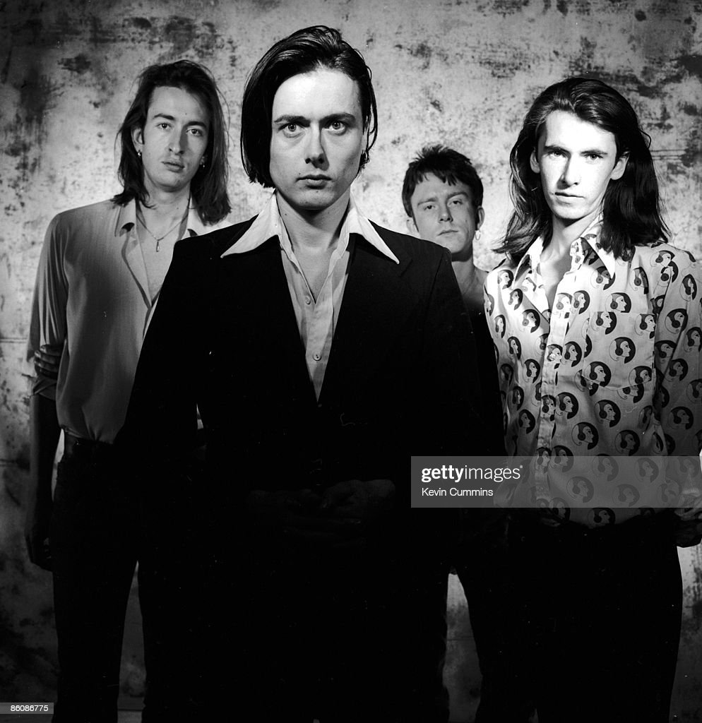 english-pop-group-suede-1993-left-to-right-bassist-mat-osman-singer-picture-id86086775