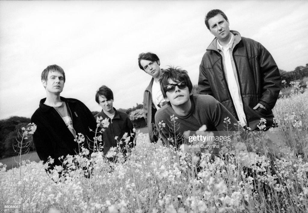 english pop group the charlatans 11th may 1995 ニュース写真