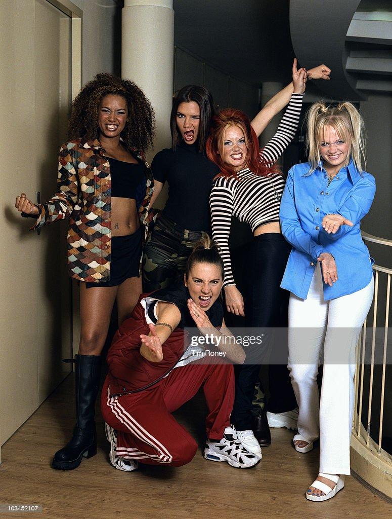 Spice Girls : ニュース写真