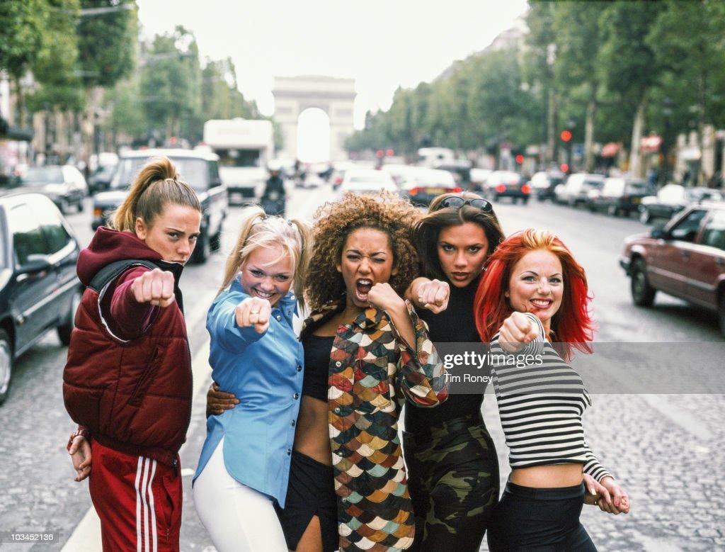 Spice In Paris : Nachrichtenfoto