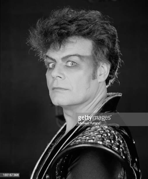 English pop singer Gary Glitter 5th February 1983