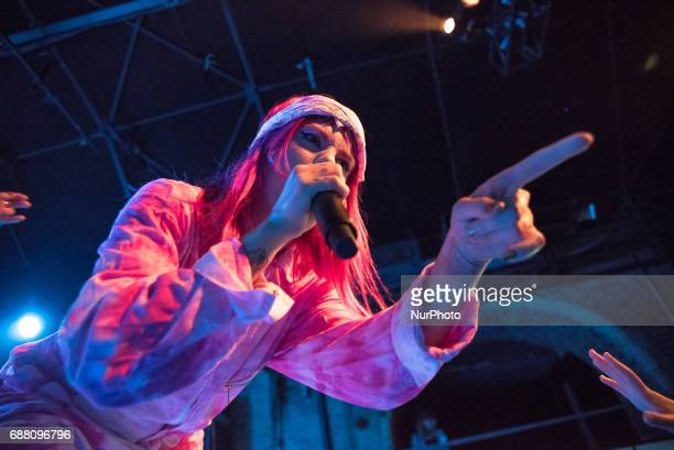 English pop singer Girli performs live at Heaven London on May 23 2017 Milly Toomey better known by the stage name Girli is an English pop musician...