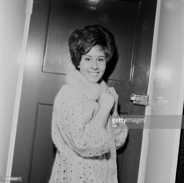English pop singer jazz singer and actress Helen Shapiro UK 1961