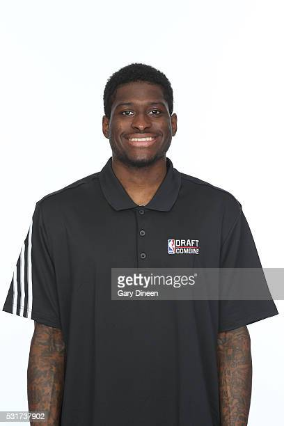 English poses for a medical imaging head shot as part of the 2016 NBA Draft Combine on May 14 2016 at Northwestern Memorial Hospital in Chicago...