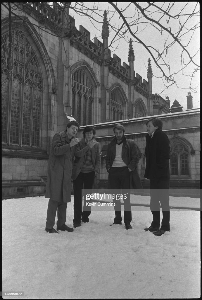 Joy Division : News Photo