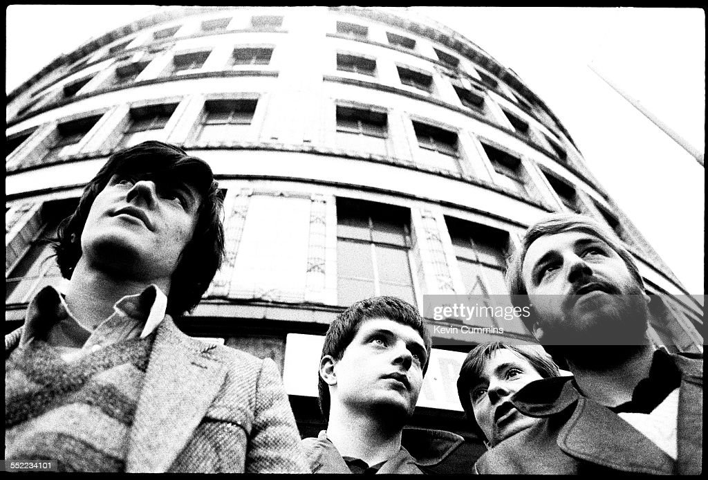 Joy Division in Manchester : News Photo
