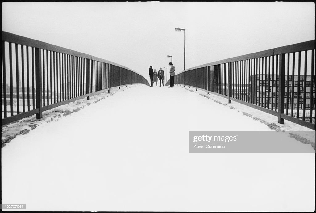 Joy Division In Winter : News Photo