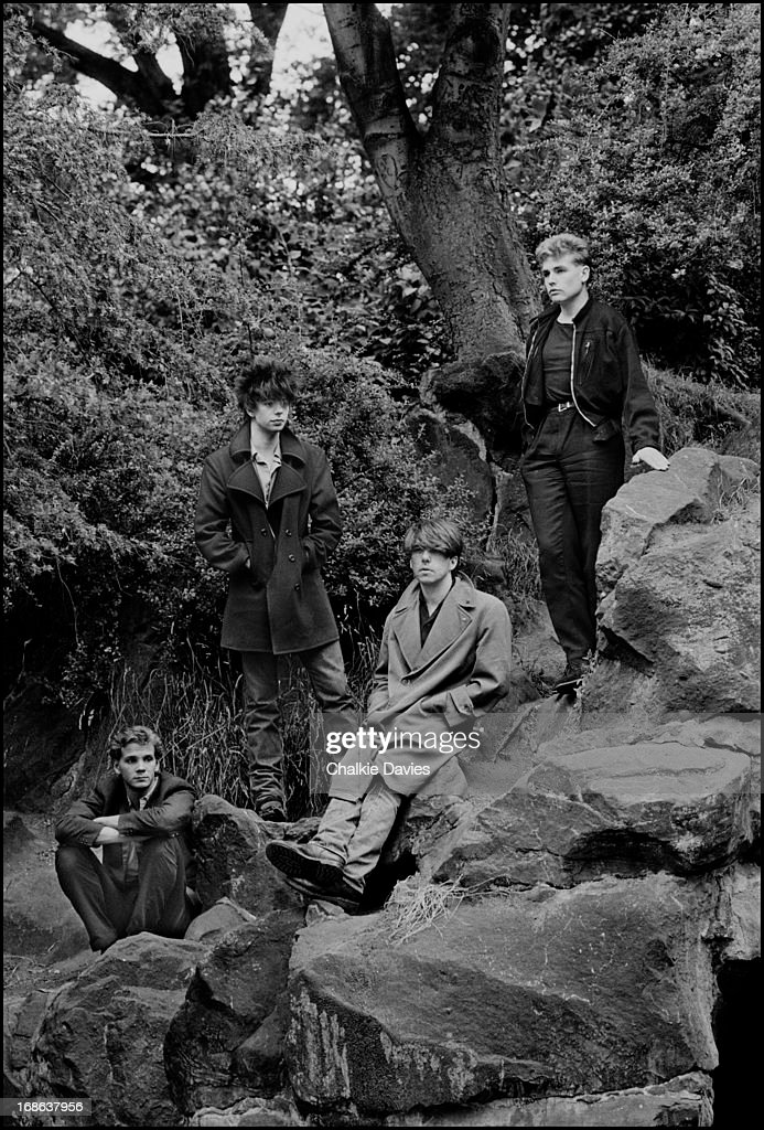 Echo And The Bunnymen : News Photo