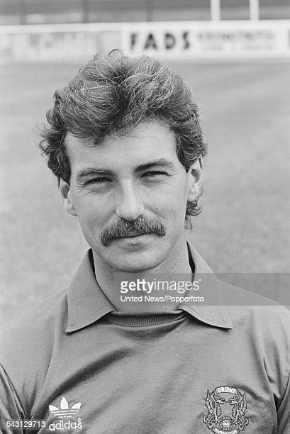 English professional footballer and goalkeeper for Leyton Orient FC Mervyn Day pictured on 13th August 1982