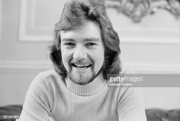 English radio and TV presenter Noel Edmonds 16th January 1973