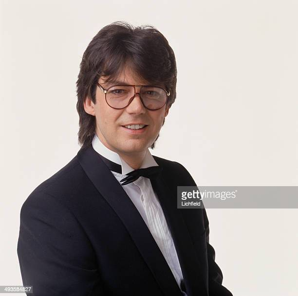 English radio disc jockey and television presenter Mike Read 14th October 1986
