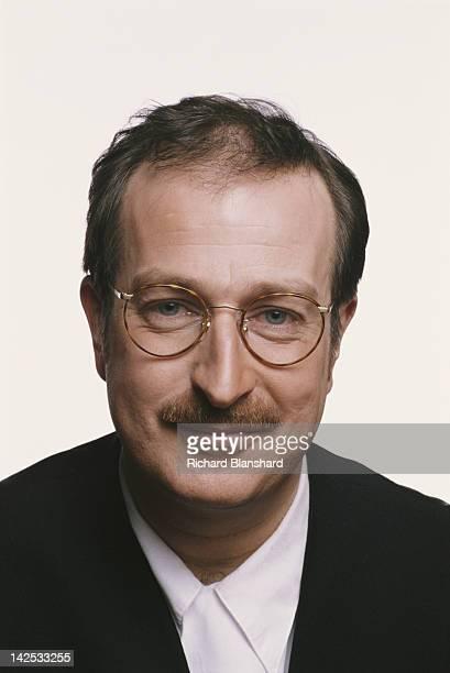 English radio presenter Steve Wright circa 1995