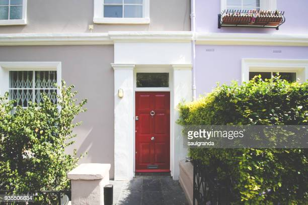 English red door