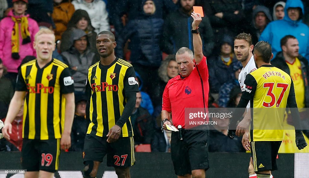 FBL-ENG-PR-WATFORD-BOURNEMOUTH : News Photo