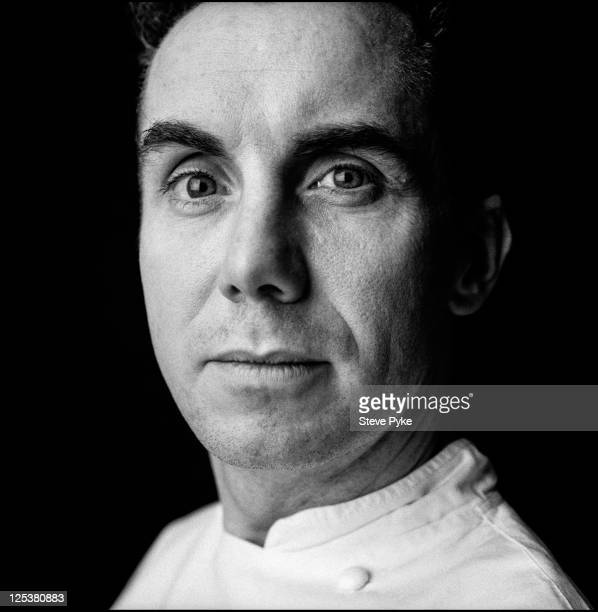 English restaurateur cookery writer and TV Chef Gary Rhodes 7th January 1997