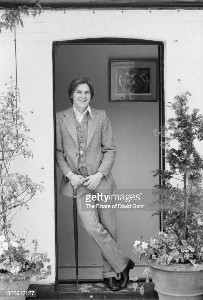 English rock and pop musician, composer, keyboardist, and actor Alan Price poses for a portrait in London, Great Britian in July, 1969. Alan Price...