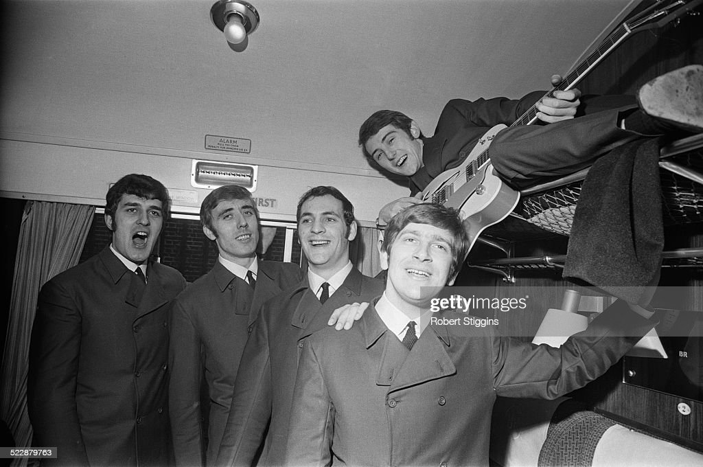 The Moody Blues : News Photo