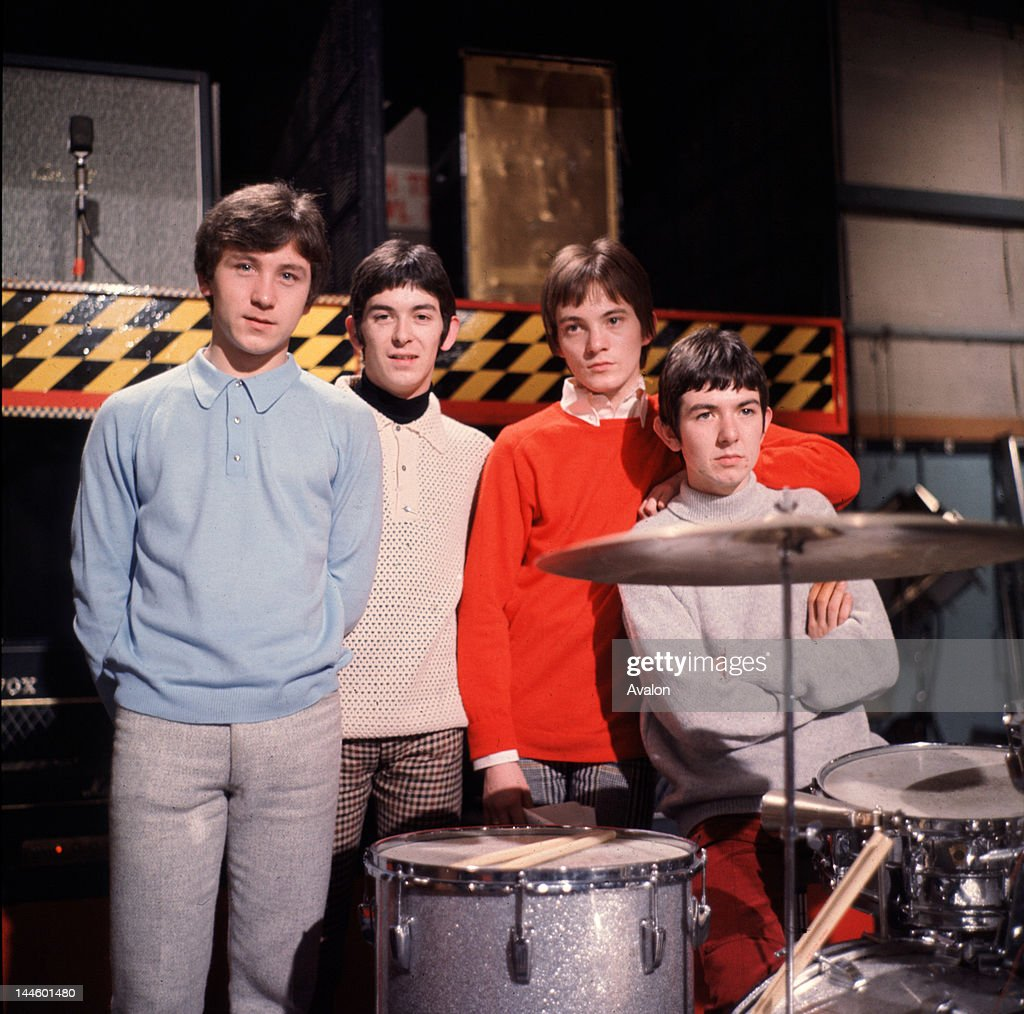 English rock group from East London, Small Faces, photographed in 1966 .; Job: 79142; Ref: KCN;