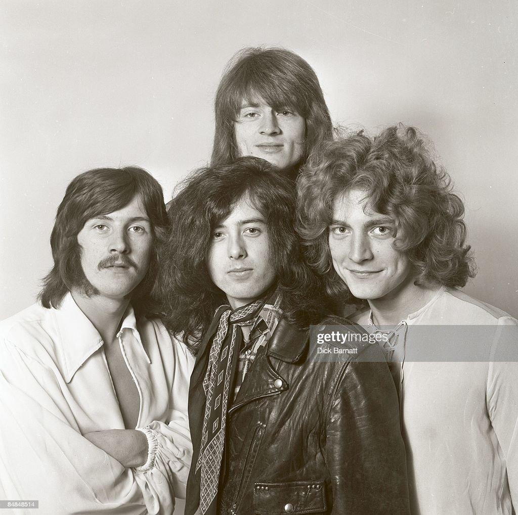 Early Led Zeppelin : News Photo
