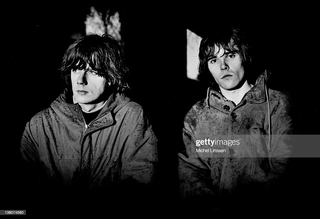 The Stone Roses At Hilversum : News Photo
