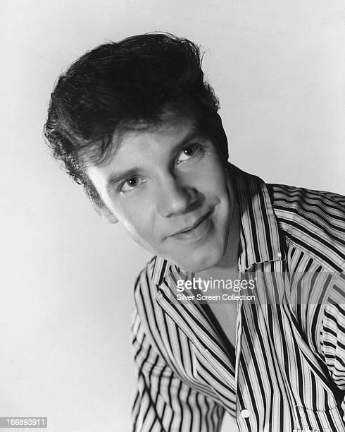 English rock 'n' roll singer Marty Wilde circa 1960