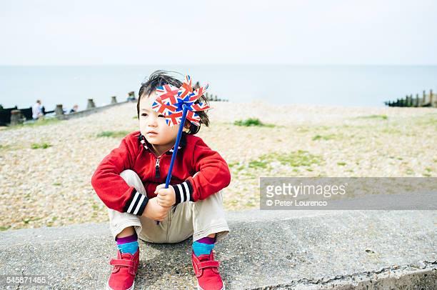 english seaside - peter lourenco photos et images de collection