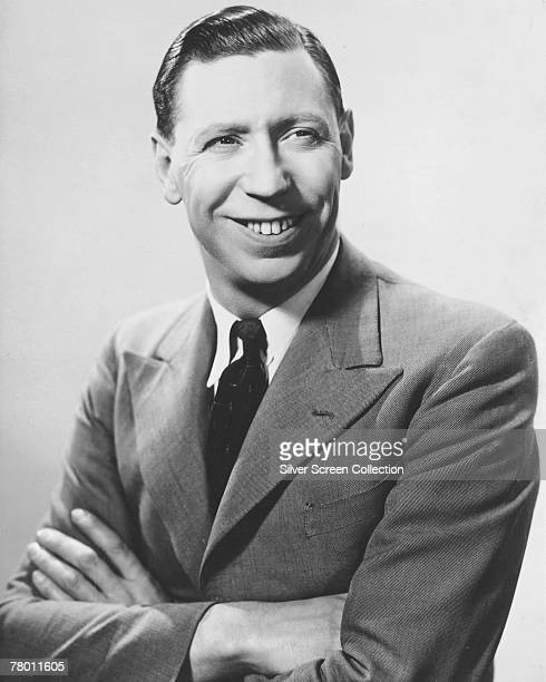 English singer actor and comedian George Formby circa 1942