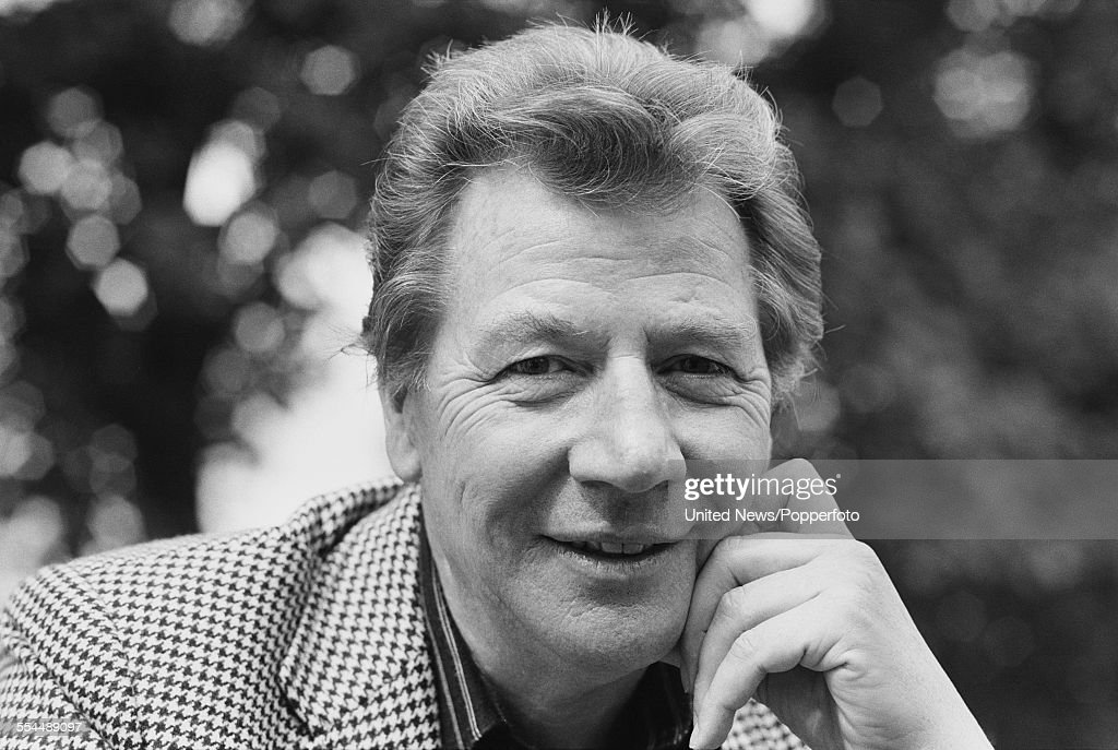 English singer and actor, Max Bygraves (1922-2012) posed in London on 21st August 1983.