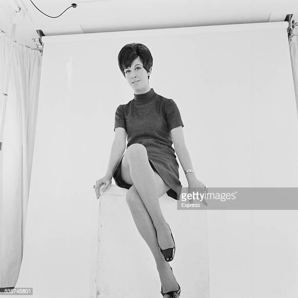 English singer and actress Helen Shapiro 1967