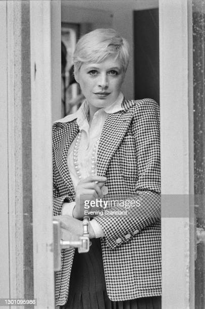English singer and actress Marianne Faithfull, UK, 10th August 1973.