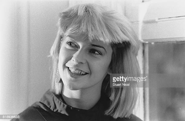 English singer and actress Toyah Willcox 11th July 1980