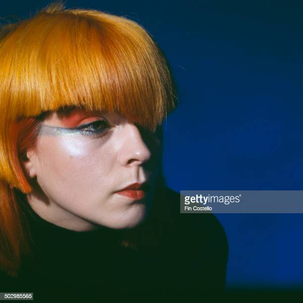 English singer and actress Toyah Willcox 1980