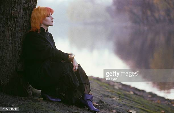English singer and actress Toyah Willcox 29th April 1979