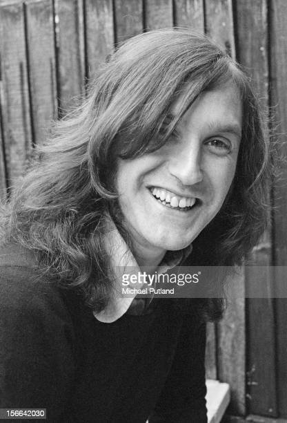English singer and guitarist Dave Davies of The Kinks 1972