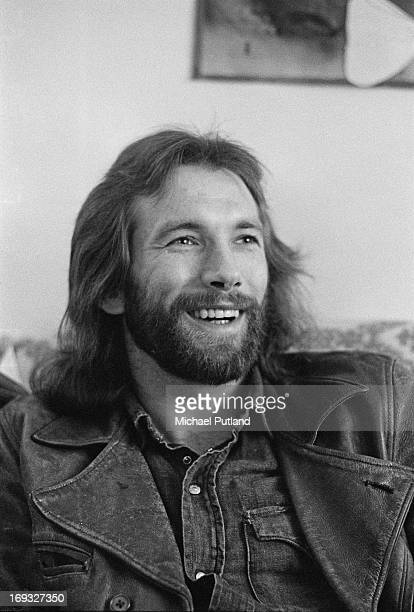 English singer and guitarist David Walker of Fleetwood Mac and formerly of Idle race and Savoy Brown 24th May 1973